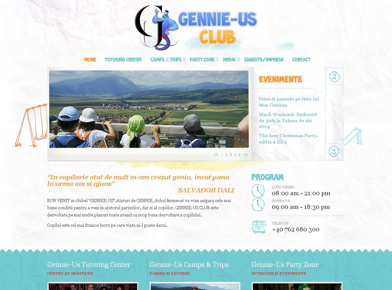 Gennie-us Club
